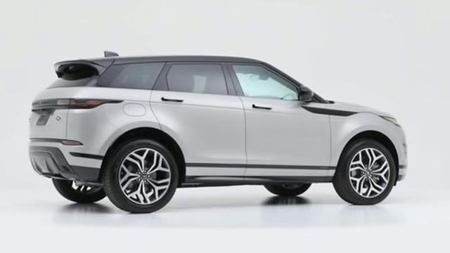 New 2020 Land Rover Range Rover Evoque For Sale at Land Rover