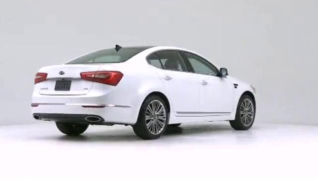 Used 2015 Kia Cadenza For Sale at Gossett Volkswagen   VIN