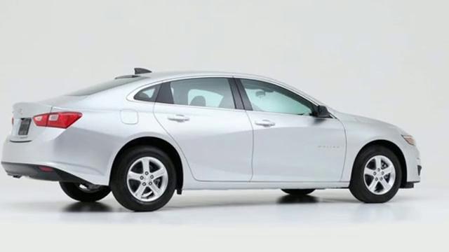 New 2020 Chevrolet Malibu For Sale at Burdick Chevrolet