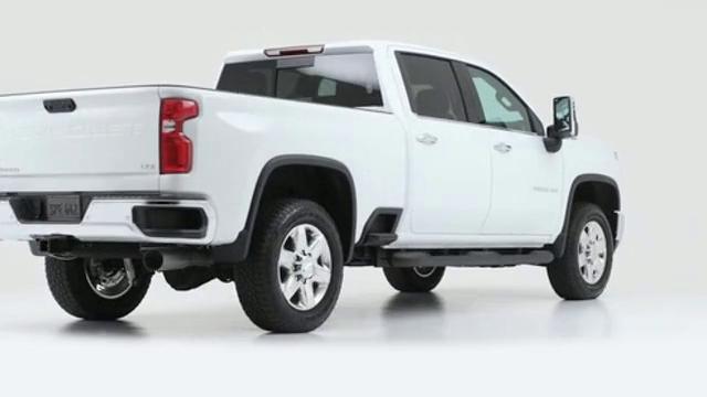 New 2020 Chevrolet Silverado 2500HD For Sale at Burdick