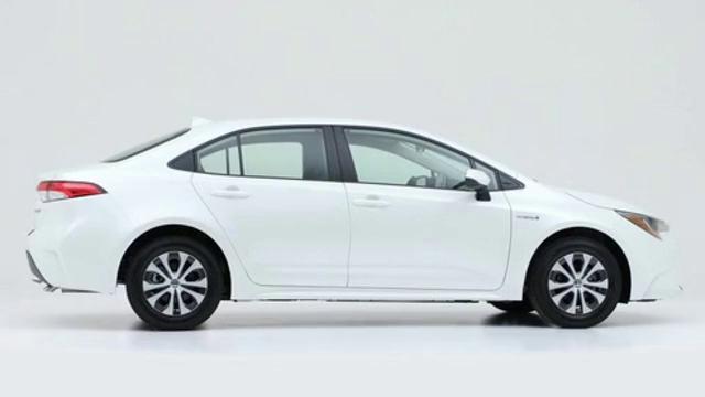 New 2020 Toyota Corolla Hybrid For Sale | East Providence RI